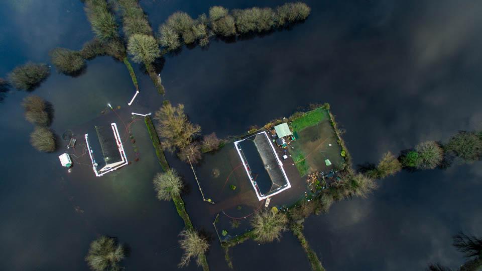 flooding, clonlara, springfield, army,