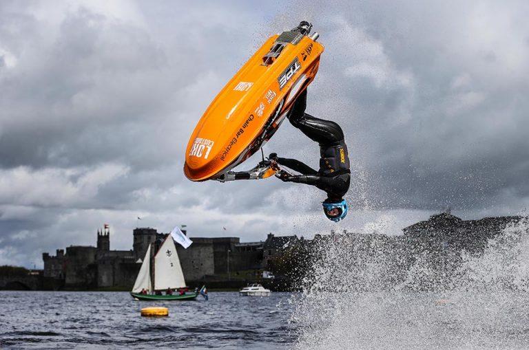 riverfest, limerick, river, boating, kayaking, flyboarding,