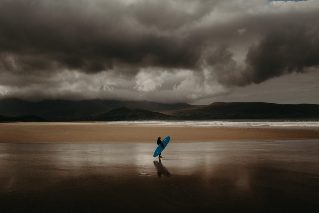 surfing, kerry, atlantic,